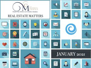 Real Estate Matters January 2021